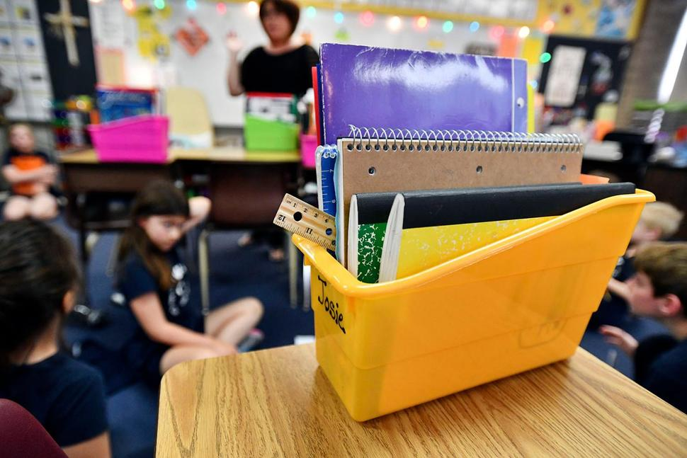 Michigan Schools Help Teachers Avoid Solely Paying for Materials