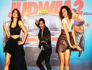 Judwaa 2: Varun Dhawan continues winning spree at Box office