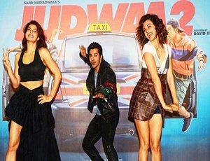Varun Dhawan's Judwaa 2 all set to enter Rs 100 crore club.
