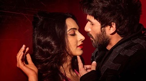 Shahid Kapoor-Kiara Advani's 'Urvashi' song is high on glamour