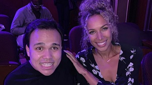 Leona Lewis wants to work with 'America's Got Talent' winner Kodi Lee