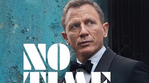 Daniel Craig looks dapper as James Bond
