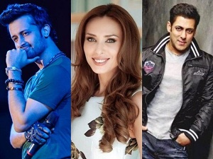Atif Aslam, Salman Khan are plain \'Selfish\' for subjecting us to their new song