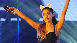 Music fixes everything, says Ariana Grande