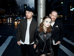 Playlist: What is Chvrches listening to?