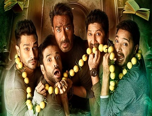 Golmaal Again collects over Rs 200 crore worldwide