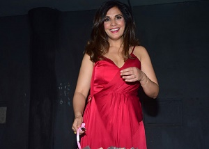 It was happy accident: Richa Chadha on singing debut
