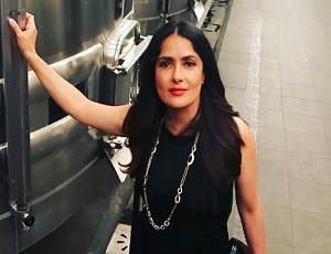 Salma Hayek joins the cast of 'The Hummingbird Project'
