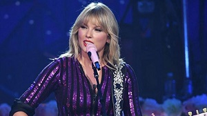 Confirmed! Taylor Swift to perform at NYC this month