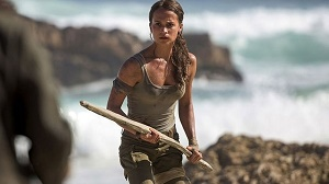 Tomb Raider movie review: Emotionally unexciting.
