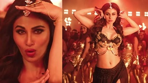 Gali Gali: Mouni Roy sets the stage on fire in this song from KGF