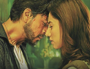 Excited for Shah Rukh Khan's 'Zaalima'? Here's a glimpse