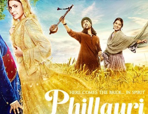 Phillauri movie review: Anushka Sharma-Diljit Dosanjh's chemistry is to watch out for!