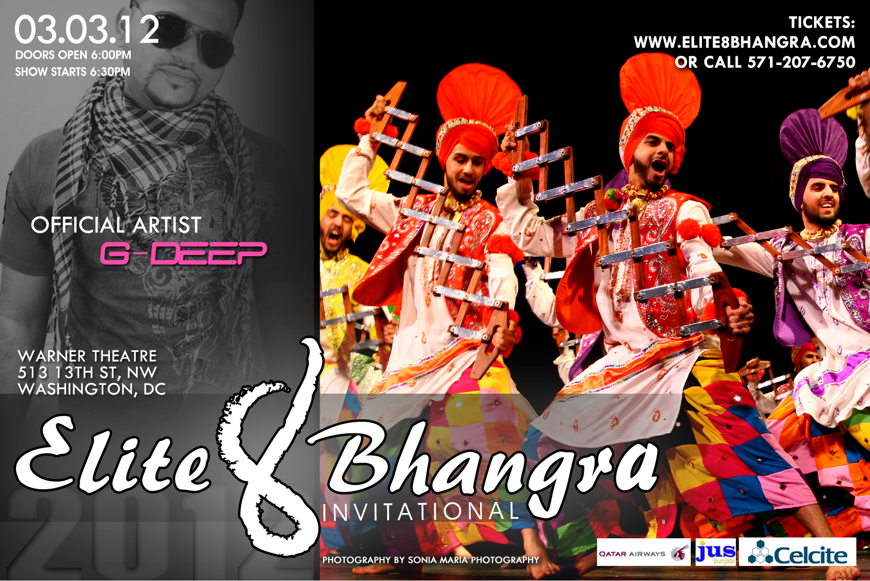 Elite 8 Bhangra Invitational 2012