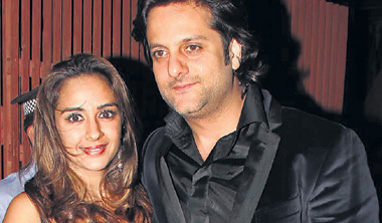 Fardeen Khan's wife Natasha has a miscarriage; loses twin babies