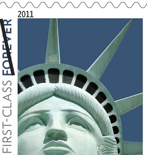 Postal Service misidentifies Statue of Liberty in stamp in a $3.5 million mistake