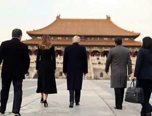 Trump in Asia: U.S. and China companies ink $9 billion in deals.