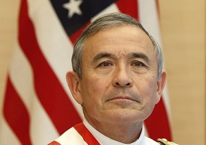Trump plans to nominate Pacific Command's Harry Harris as ambassador to South Korea
