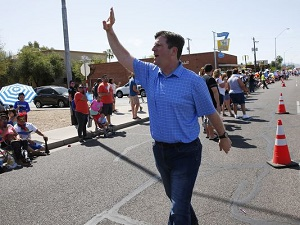 Phoenix Mayor Greg Stanton to resign May 29, run for Congress