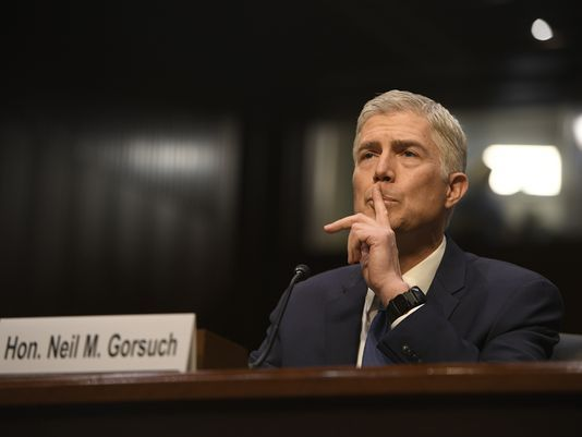 Supreme Court nominee Neil Gorsuch faces the spotlight in Day 1 of Senate confirmation hearings