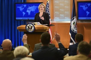 Heather Nauert, President Trump's choice for UN ambassador job, withdraws in surprise move