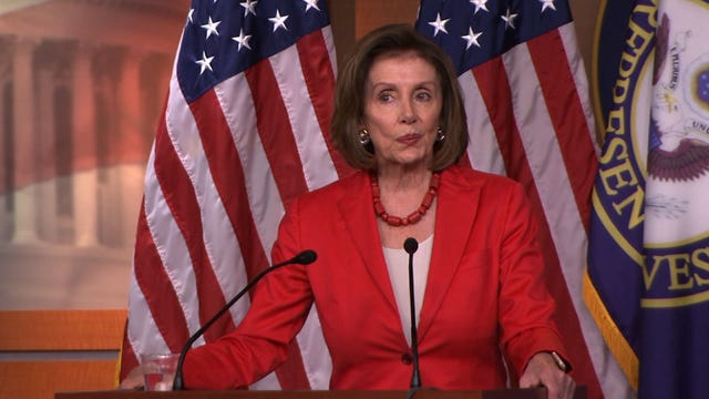 How the arguing between Nancy Pelosi and the freshmen Democratic members of Congress went public