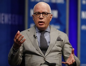 Michael Wolff, author of White House tell-all book, says he spent 3 hours with Trump on the project.