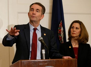 \'I am not the person in that photo\': Virginia Gov. Ralph Northam denies he was in racist image