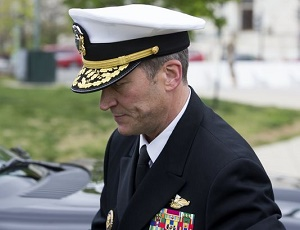 VA nominee Ronny Jackson withdraws amid allegations he dished out opioids, drank on duty