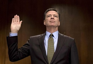 James Comey: Russia investigation started with four Americans with ties to Trump, Russia