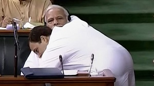 RJD expels national spokesman who criticised Rahul Gandhi for hugging PM Modi