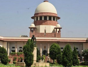 Supreme Court constitutes bench to hear Ayodhya dispute.