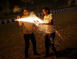Green bodies welcome SC ban on sale of firecrackers