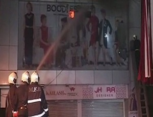 Fire breaks out at mall in Mumbai\'s Dadar, all safe