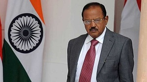 NSA Ajit Doval in China for border talks with Chinese Foreign Minister