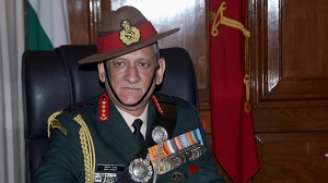 Pakistan has altered demography of PoK: Army chief Bipin Rawat