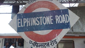 Mumbai's Elphinstone Road station renamed as Prabhadevi station