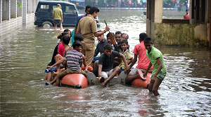 Heavy downpour brings Kolkata to grinding halt, more rainfall expected in next 3 days