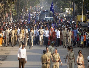 Koregaon-Bhima violence: Bandh in Maharashtra today; CM appeals for calm.