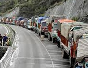 Fresh landslides close Srinagar-Jammu National Highway again