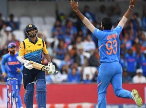 India move to top after clinical victory over Sri Lanka