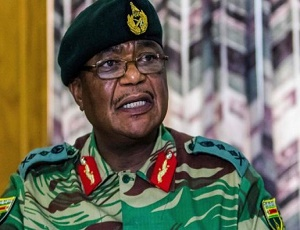 Zimbabwe crisis: Army says it is 'targeting criminals', not Mugabe.