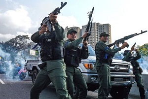Venezuela's Guaidó accused of coup attempt by government