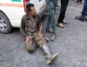 Iran coal mine explosion: More than 50 trapped in Golestan