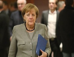 Germany\'s Merkel \'prefers new vote\' after coalition talks fail