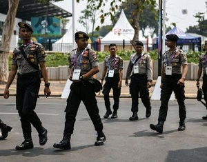 Asian Games: Indonesia police kill dozens in criminal crackdown