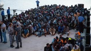 Migrant crisis: Libya opposes EU plan for centres, says minister