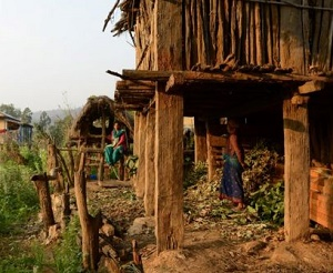 Nepal woman suffocates in banned 'menstruation hut'
