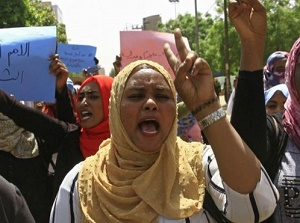 Sudan protesters reject army's position on civilian rule