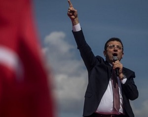 Turkey to rerun vote in Istanbul following opposition win